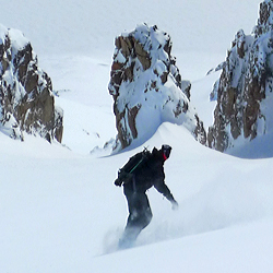 splitboard expedition