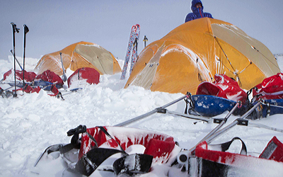 training for the arctic
