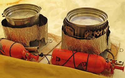 MSR stoves