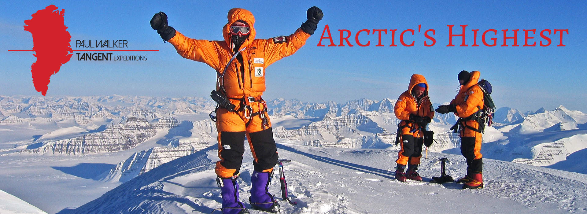 Arctic's Highest