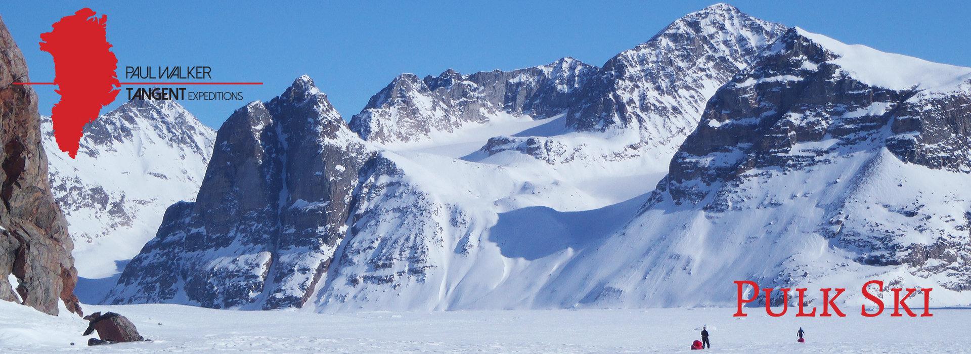 Pulk Ski