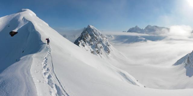 Bjerring Pedersons Glacier Greenland