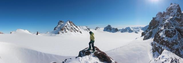 Liverpool Land Summit Climb Greenland
