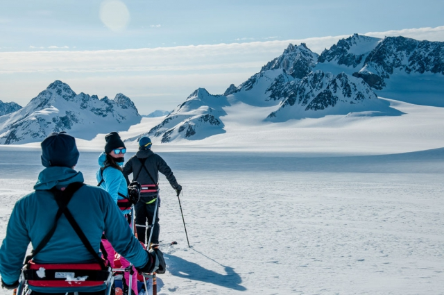Pulks Greenland Tangent Expeditions