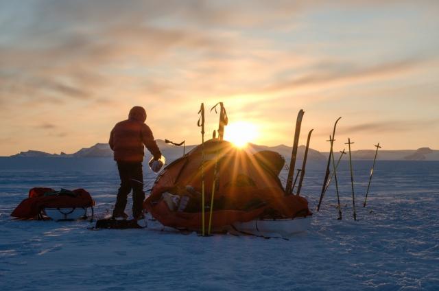 Watkins Mountains Greenland