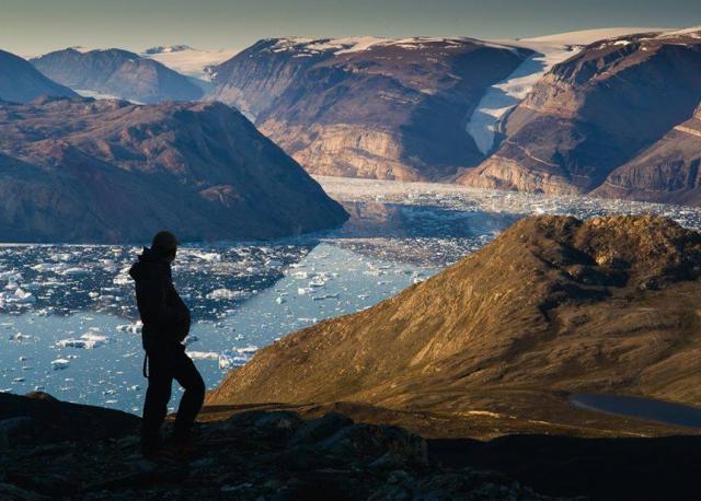 Liverpool Land Greenland