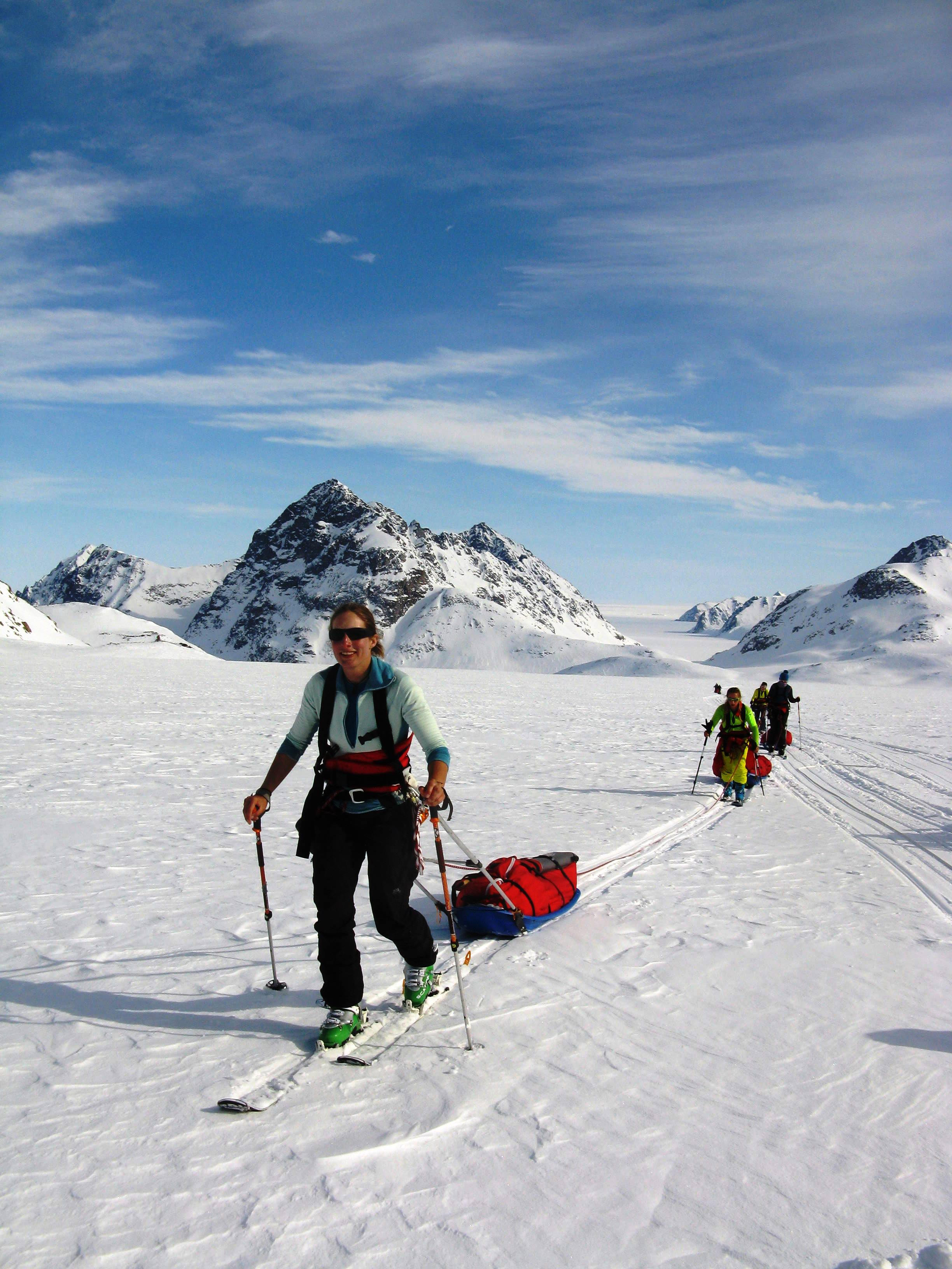 Iceman Polar Challenge Greenland