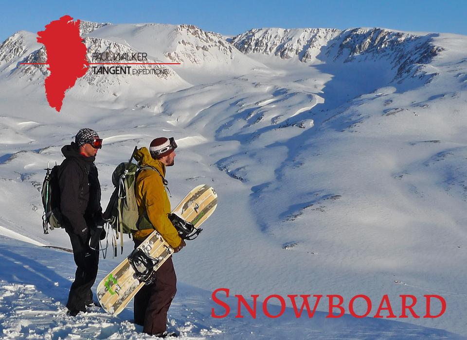 Snowboardmobile